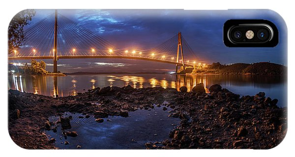 Barelang Bridge, Batam IPhone Case