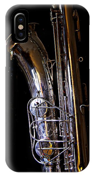 Bari Sax IPhone Case