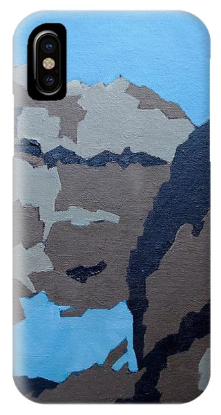 Barker Dam Abstract IPhone Case