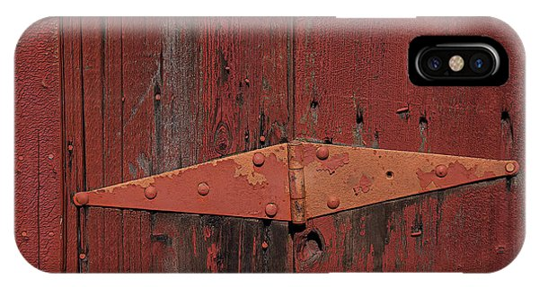 Barn Hinge IPhone Case