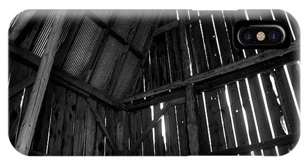 Barn Inside IPhone Case