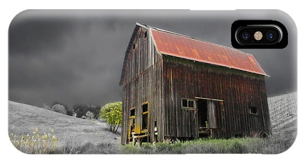 Barn Life IPhone Case