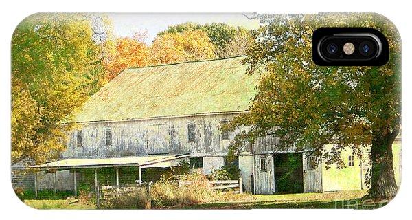 Barn Still Standing IPhone Case