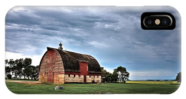 Barn Storming IPhone Case