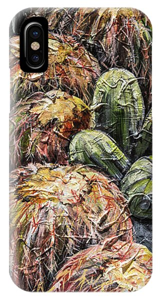 Barrel Cactus #1 IPhone Case