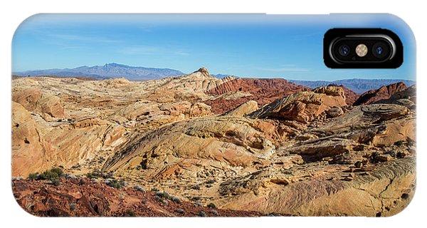 Barren Desert IPhone Case
