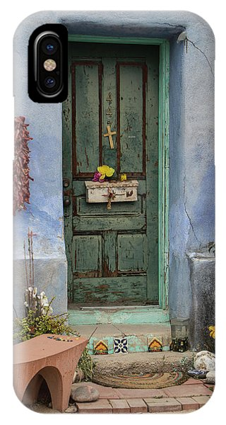 Barrio Door IPhone Case