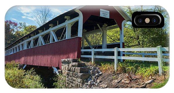 Barronvale Bridge  IPhone Case