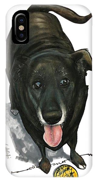 Bartlett 3021 IPhone Case