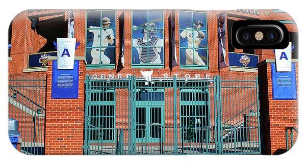 Baseball Stadium IPhone Case