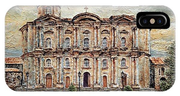 Basilica De San Martin De Tours IPhone Case