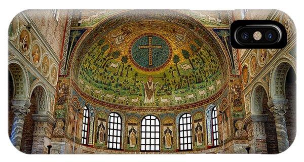Basilica Of Sant' Apollinare In Classe IPhone Case