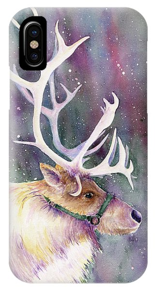 Basking In The Lights IPhone Case