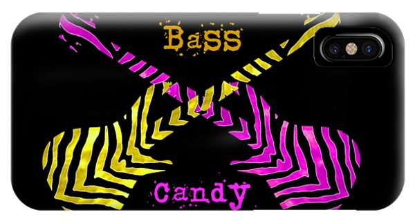 Bass Candy IPhone Case