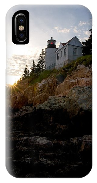 Bass Harbor Lighthouse 1 IPhone Case