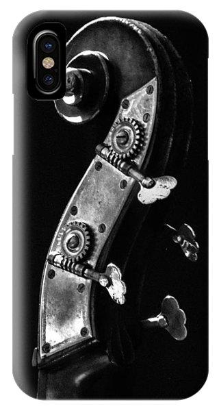 Bass Violin IPhone Case
