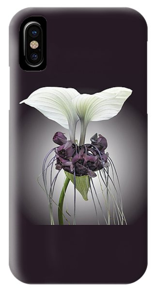 Bat Plant IPhone Case