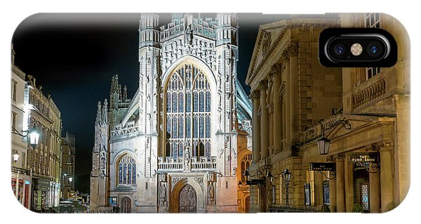 Bath Abbey IPhone Case