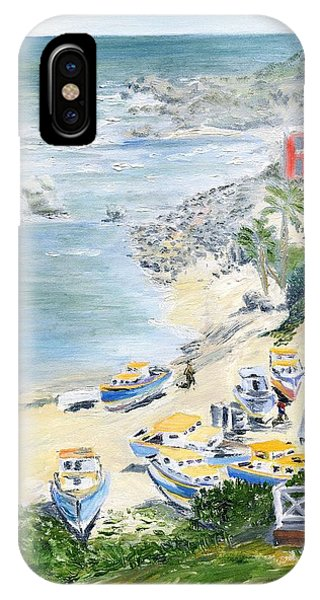 Bathsheba Lookout IPhone Case