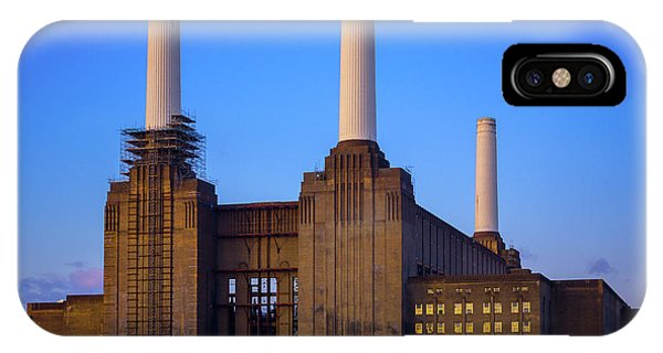 IPhone Case featuring the photograph Battersea Power Station by Stewart Marsden