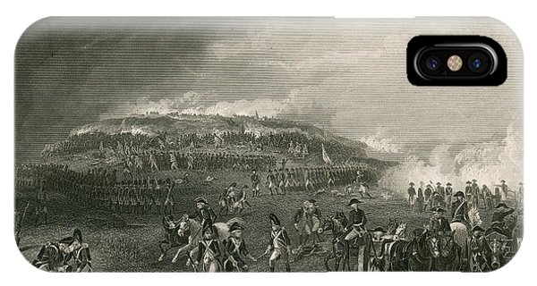 Battle Of Bunker Hill, 1775 IPhone Case