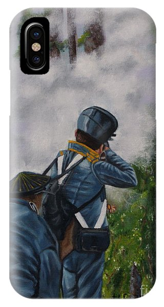 Battle Of Fort Dade IPhone Case
