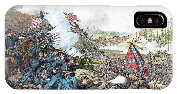 Allison iPhone Case - Battle Of Franklin by American School