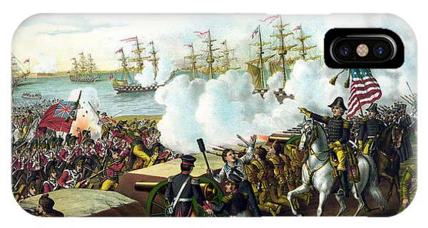 Battle Of New Orleans IPhone Case