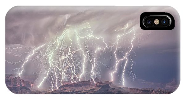 Battle Of The Gods IPhone Case