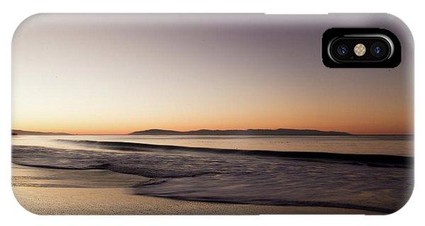 Bay At Sunrise IPhone Case