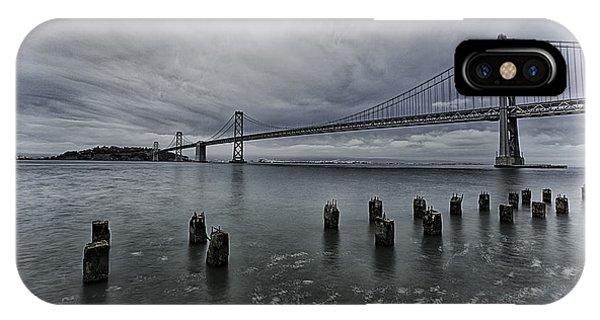 Bay Bridge IPhone Case