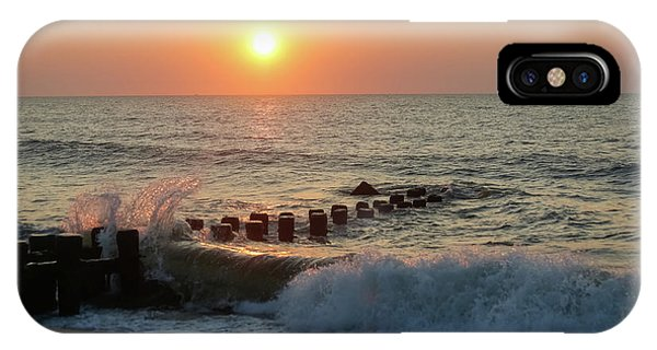 Bay Head Beach Sunrise 1 IPhone Case