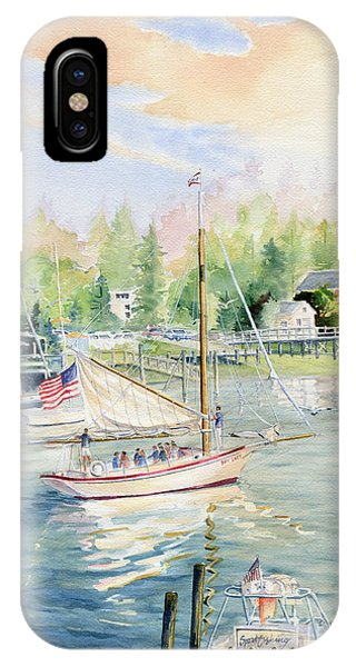Bay Lady  IPhone Case