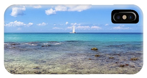 Bayahibe Coral Reef IPhone Case