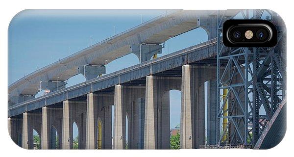 Bayonne Bridge Raising #5 IPhone Case