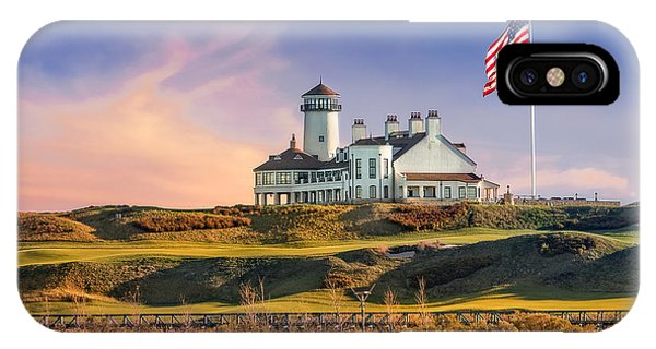 Bayonne Golf Club IPhone Case