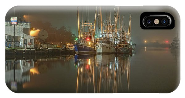 Bayou Fog #1 IPhone Case