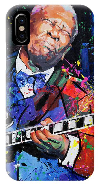 Bb King Portrait IPhone Case