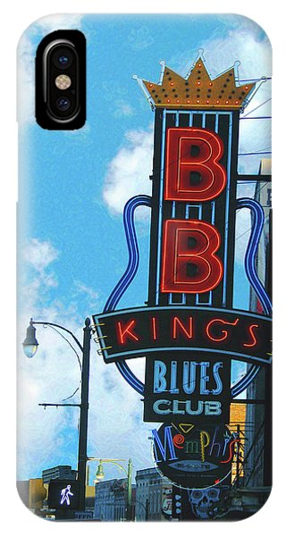 Bb Kings IPhone Case