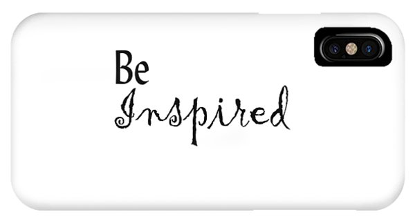 Be Inspired IPhone Case