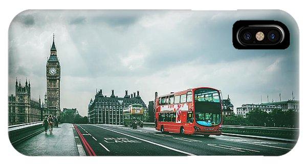 Greater London iPhone Case - Be Legendary by Evelina Kremsdorf