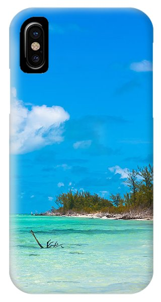 Beach At North Bimini IPhone Case