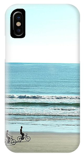 Beach Bikers IPhone Case