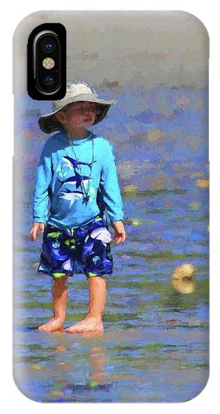 Beach Boy IPhone Case