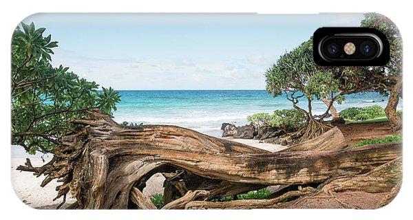 Beach Camping IPhone Case