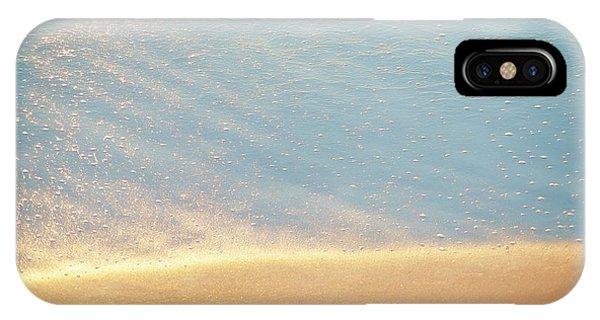 Beach Caress IPhone Case