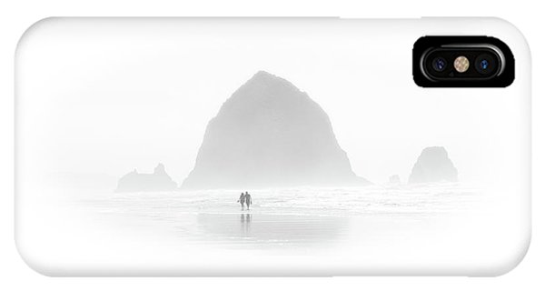 Beach Combers IPhone Case