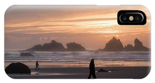 Beach Combers  IPhone Case