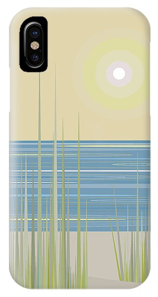 Beach Days IPhone Case
