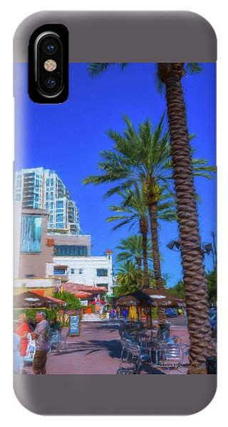 Condo iPhone Case - Beach Dr. St. Petersburg Florida by Marvin Spates